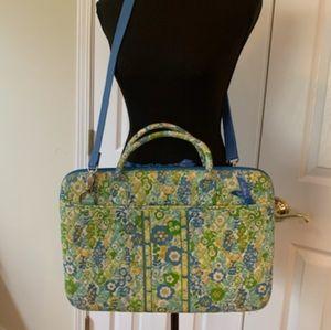 Like New Vera Bradley Laptop Bag/Case
